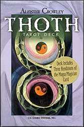 Thoth Tarot Deck small